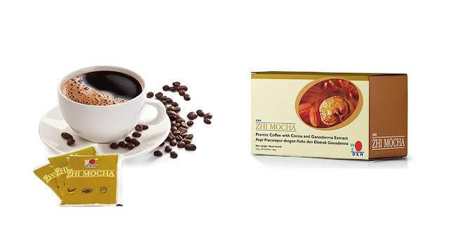 ¿Es un amante del café y adora el sabor al chocolate también? Entonces DXN Zhi Mocha es para usted! Está mezclado con café instantáneo en polvo de selectos granos de café, extracto de Ganoderma y polvo de cacao. Ya sea frio o caliente, Zhi Mocha tiene un cremoso, dulce y único sabor con ligero sabor amargo al final.