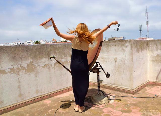 Jak się ubrać latem do Maroka (i nie wyglądać jak worek)? Część #2