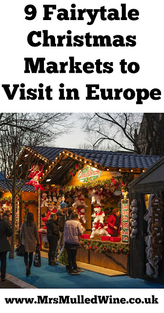 9 Fairytale Christmas Markets to Visit in Europe 2017