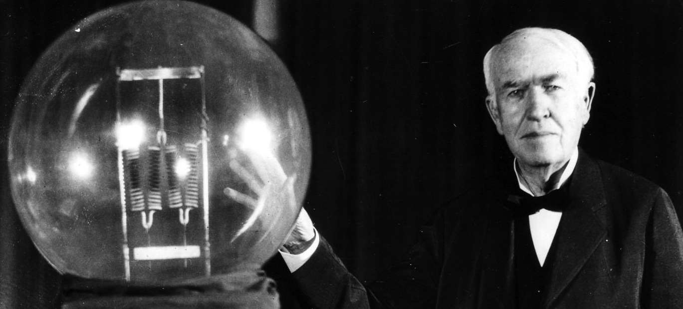 Thomas Edison motivational quotes