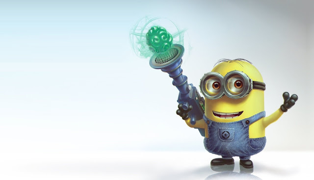 Minions 1080p Desktop Wallpaper