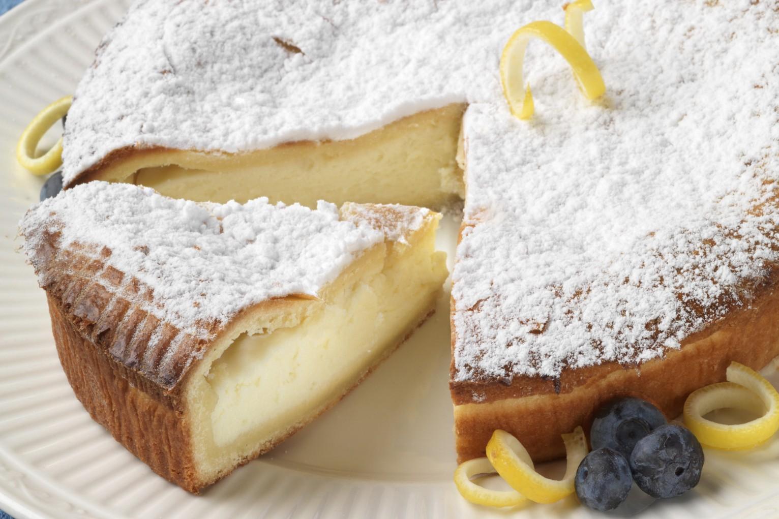Ricetta torta alla ricotta con bimby