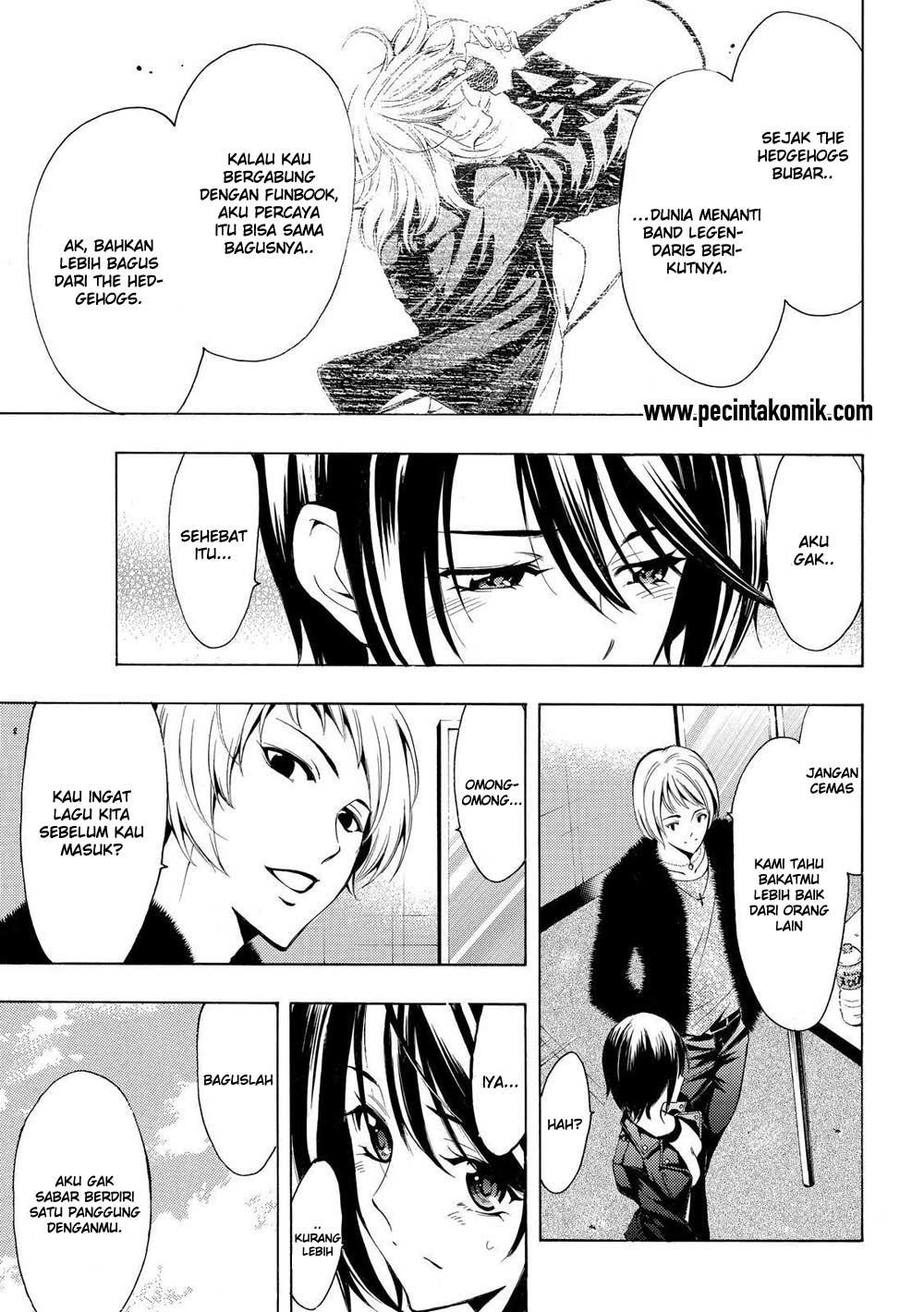 Fuuka Chapter 142-8
