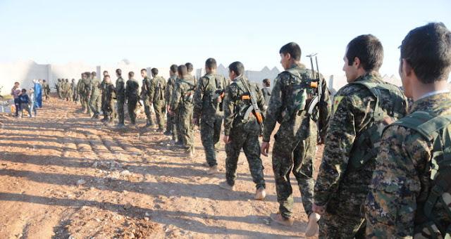 الرقة بين فكي كماشة قوات سوريا الديمقراطية وإعلام المعارضة المغرض ؟
