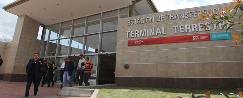 Terminal Terrestre de Cuenca Ecuador