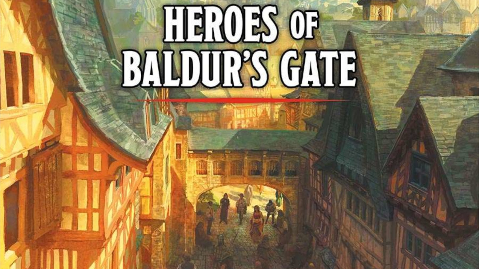 Board Game News Heroes of Balders Gate