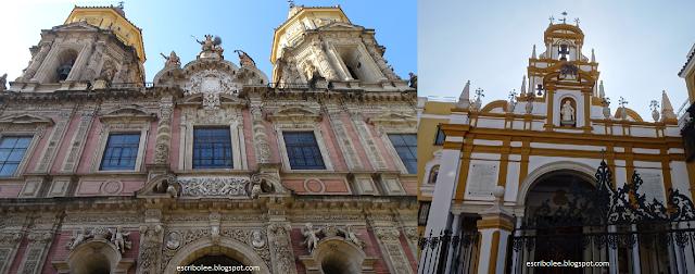 Viaje a Sevilla: Barrio de la Macarena: Iglesia de San Luis de los Franceses y Basílica de la Macarena