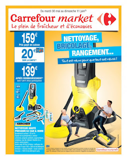 Catalogue Carrefour 30 Mai au 11 Juin 2017