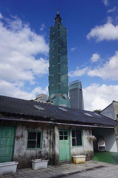 台北は女子旅定番の行き先