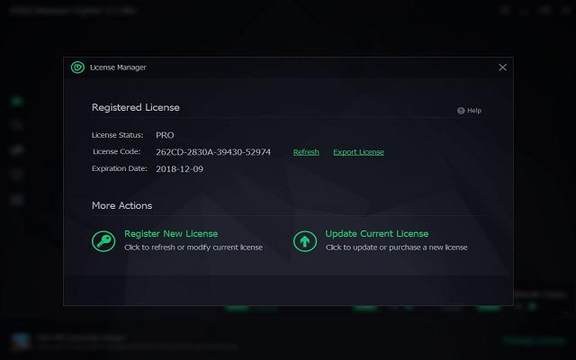 تفعيل برنامج الحماية IObit Malware Fighter V 5.4.0 Pro آخر إصدار