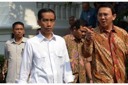 Ahok dan Jokowi Sama Saja?