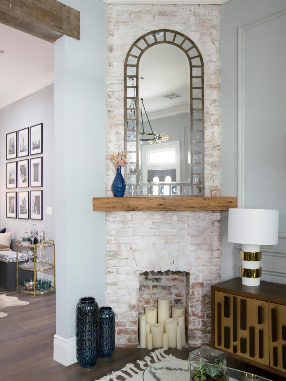 Property Brothers New Orleans pictures of renovated house
