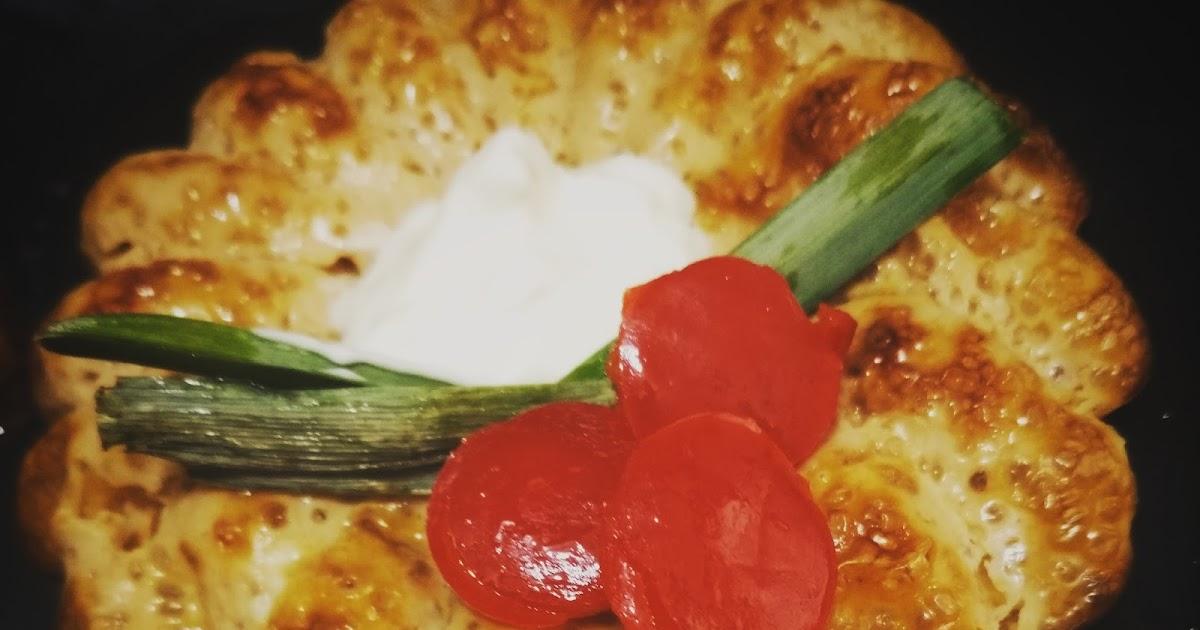 Vidas pixeladas corona de pastel de marisco - Bizcocho microondas isasaweis ...
