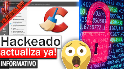 Ccleaner, noticias, Hackers, hackean ccleaner