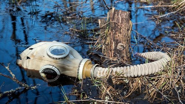 El lago mas radiactivo del mundo esta en Rusia