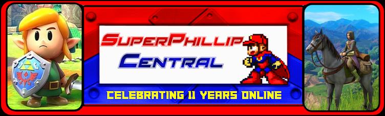 SuperPhillip Central: Even the Big