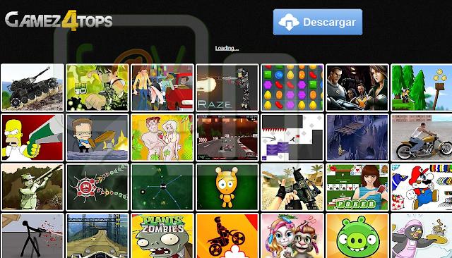 Gamez4Tops