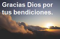 Dios siempre sabe lo que hace.