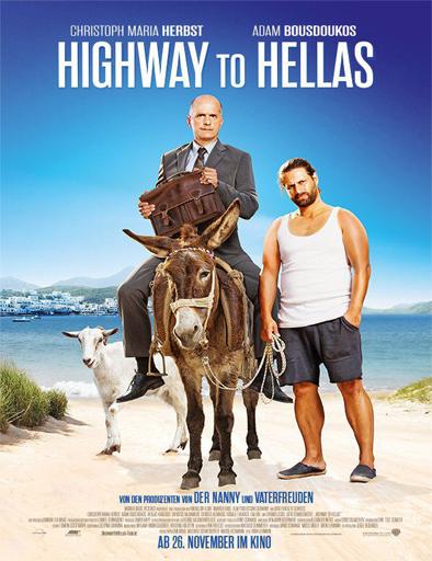 Ver Bienvenidos a Grecia (Highway to Hellas) (2015) Online