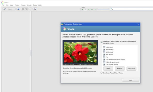 Picasa online windows 10
