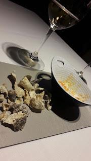 chatograto - detalle de plato del Rte. Alabaster