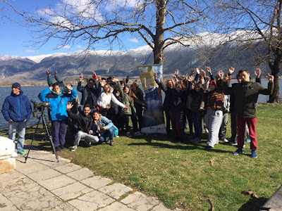 Τα Γιαννιωτόπουλα γνωρίζουν την Παμβώτιδα και την Κωπηλασία! - : IoanninaVoice.gr