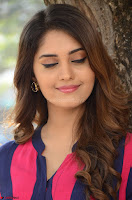 Actress Surabhi in Maroon Dress Stunning Beauty ~  Exclusive Galleries 071.jpg