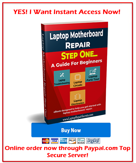 Laptop Repair Secrets | Laptop Motherboard Repair Tutorial Training