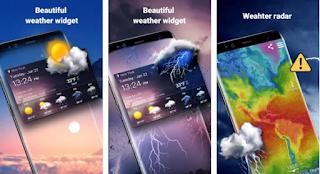 aplikasi cuaca akurat