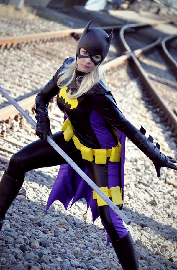 Batgirl: Stephanie Brown III by *Aigue-Marine