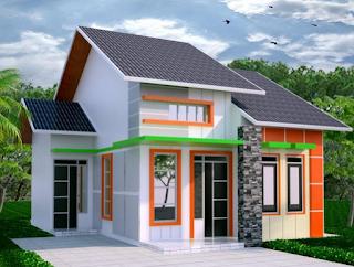 gambar rumah sederhana 1