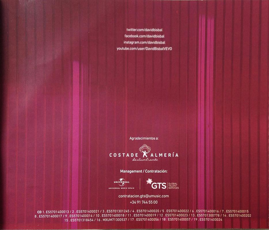 Diez mil maneras (cd single edicion calendario)