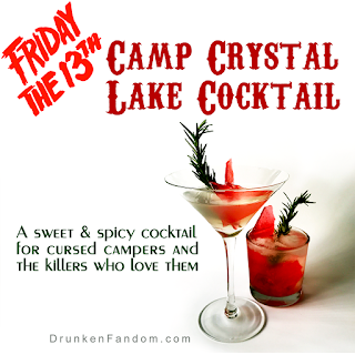 The perfect way to spice up your Friday the 13th horror movie marathon!