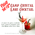 Friday the 13th: Camp Crystal Lake Cocktail