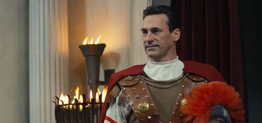 Hr block tv commercial rome featuring jon hamm adstasher hr block tv commercial rome featuring mozeypictures Gallery