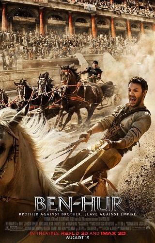 Ben Hur 2016 720p BluRay x264 Hindi [Dual Audio] 1.3GB