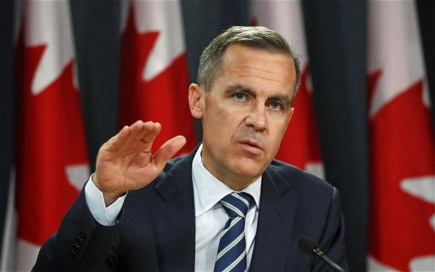 From Canada To UK, The Mark Carney Magic Show Reigns Supreme