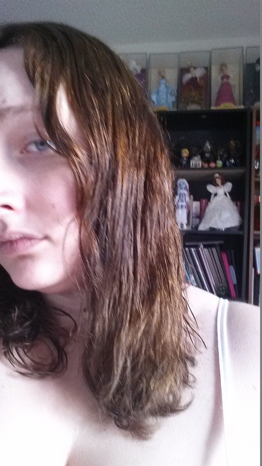 Does That Look Anything Like The Color I Wanted No It Doesn T See 5 Diffe Colors In This Picture As Of Now Have Called Esalon And Am