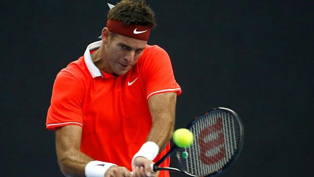 Del Potro debutó con un triunfo en el ATP de China