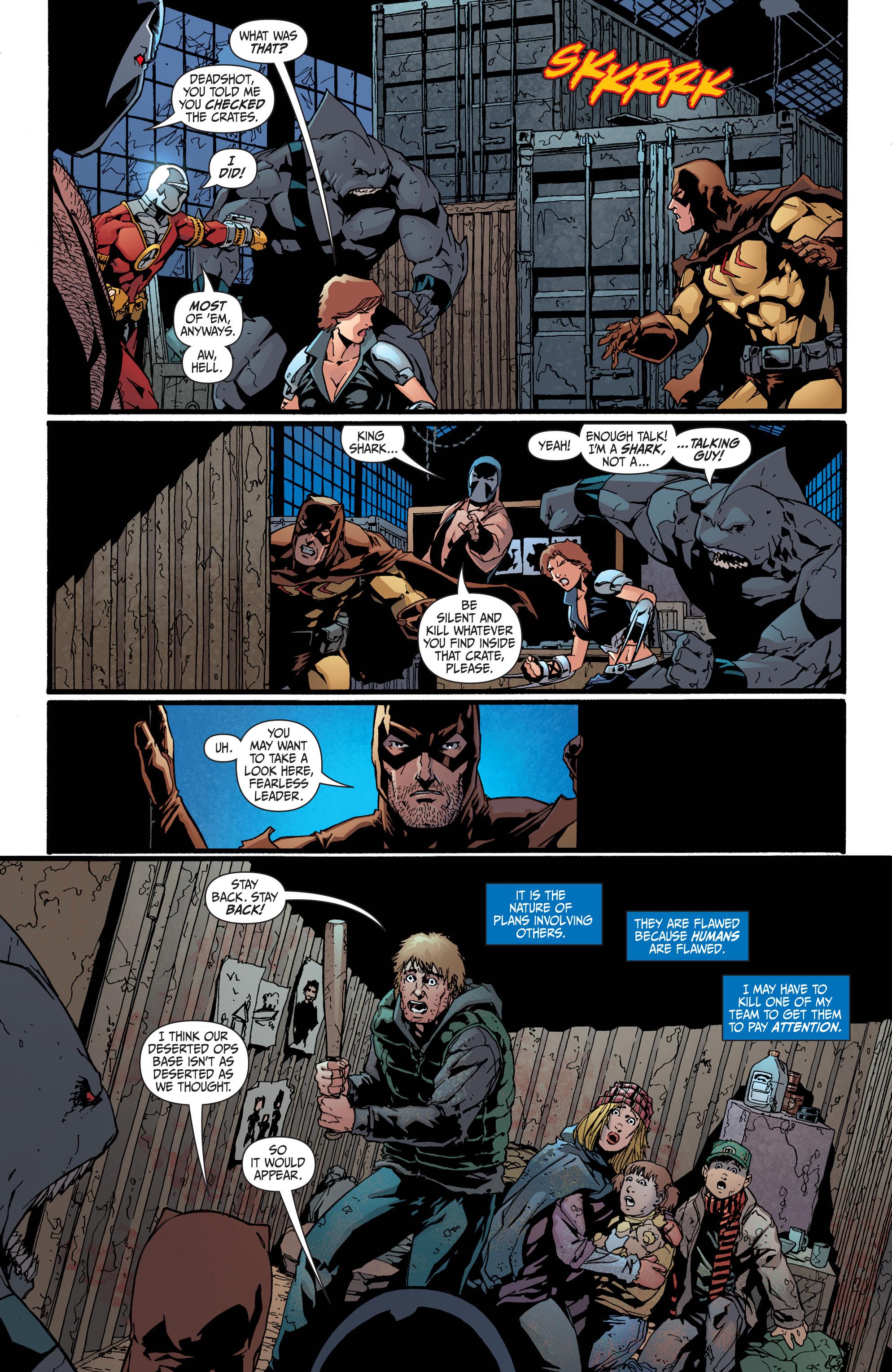 Read online Secret Six (2008) comic -  Issue #36 - 5