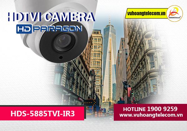 Bán và lắp đặt camera HDPARAGON giá rẻ tại TP. HCM
