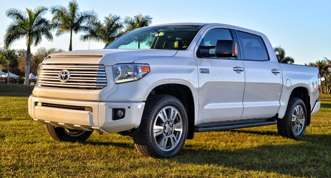 New 2015 toyota tundra platinum review youtube.