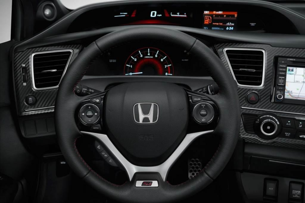 Novo Honda Civic SI 2013