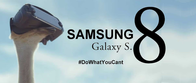 Now Ostrich Can Also Fly: Samsung Has made New Creative Commercial for S8, Must Watch it