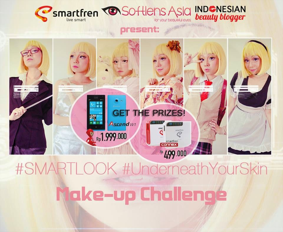 http://indonesianbeautyblogger.com/2014/11/ibb-make-up-challenge-november-2014-smartlook-underneath-your-skin/