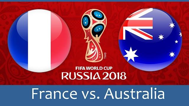 فرنسا واستراليا بث مباشر اليوم, يلا شوت فرنسا مباشرة
