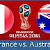 مشاهدة مباراة فرنسا واستراليا اليوم 2018 بث مباشر بدون تقطيع