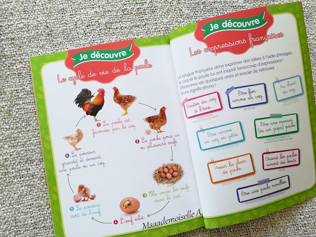 J'apprends à lire Montessori, Joli coq