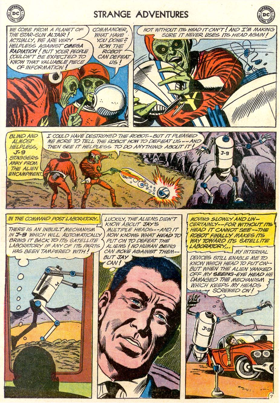 Strange Adventures (1950) issue 136 - Page 9