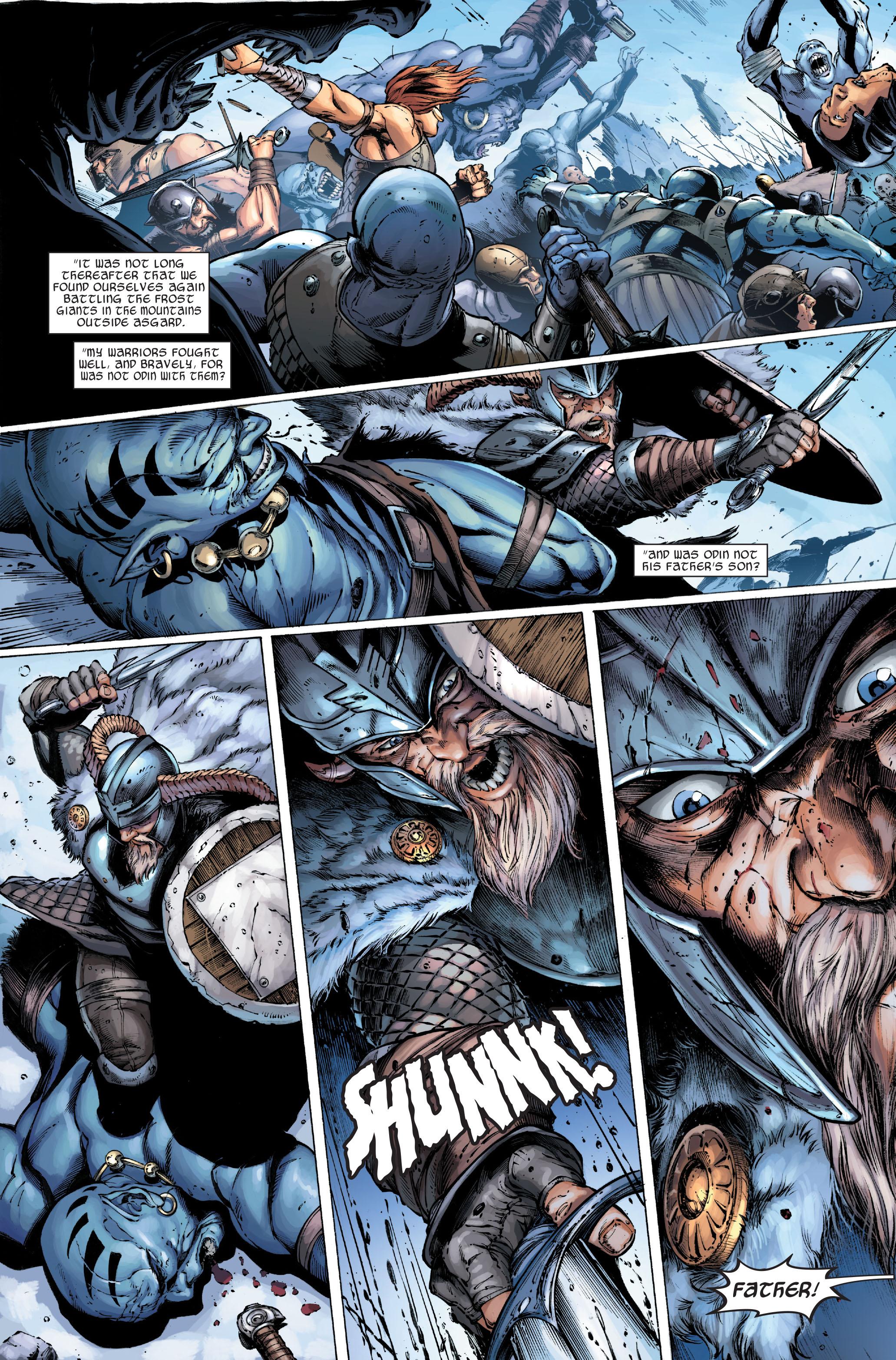 Thor (2007) Issue #8 #8 - English 3